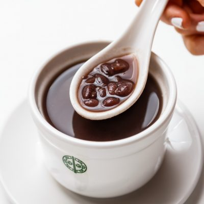 Tim Ho Wan - Sweet Red Bean Soup