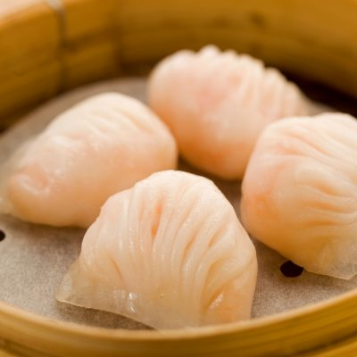 Tim Ho Wan - Steamed Shrimp Dumplings Ha Jiao