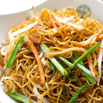 Tim Ho Wan - Pan Fried Noodles